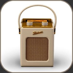 Roberts Radio Revival Mini - Pastel Cream