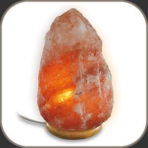 Gabriel Technology Salt Crystal Lamp