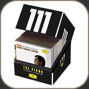 111 The Piano Deutsche Grammophon 40 CD Box-Set
