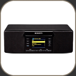 Roberts Radio Stream 65i - Black