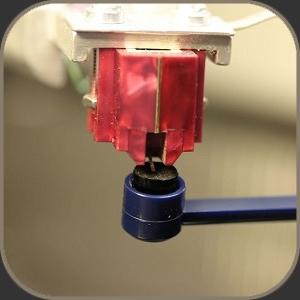 AcousTech Electronics Stylus Brush (bristle)