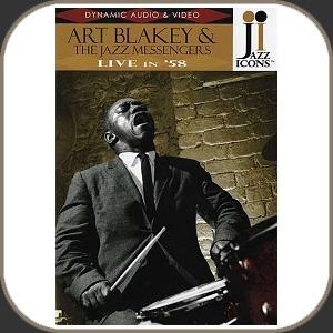 Art Blakey & The Jazz Messengers - Live in '58