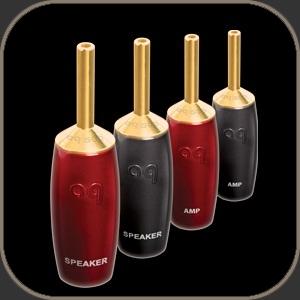 Audioquest SureGrip 500 BFA Banana Gold