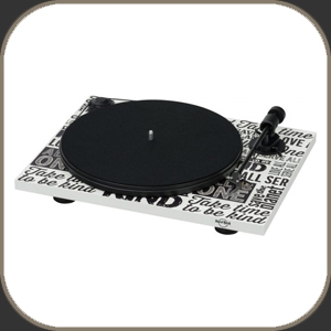 Pro-ject Turntable Hard Rock Café