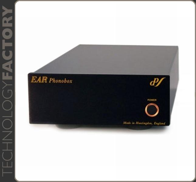Ear PhonoBox MM Black