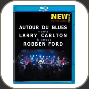 Autour du Blues meets Larry Carlton & guest Robben Ford