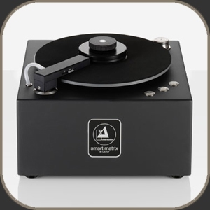 Clearaudio Smart Matrix Silent - Black