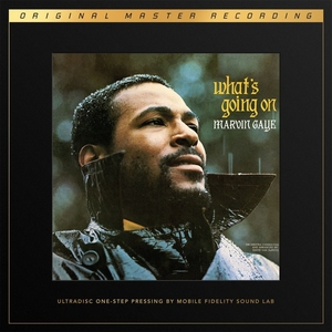 Mobile Fidelity - Marvin Gaye - What's Going On
