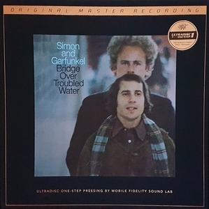 Mobile Fidelity - Simon and Garfunkel - Bridge Over Troubled