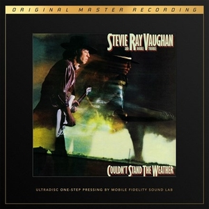 Mobile Fidelity - Stevie Ray Vaughan - Couldn't Stand the We