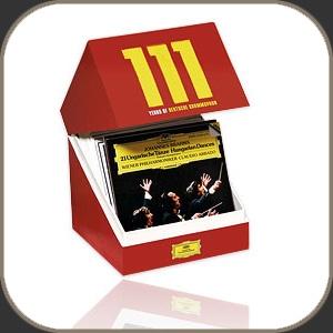 111 Years of Deutsche Grammophon 55 CD Box-Set-Edition1