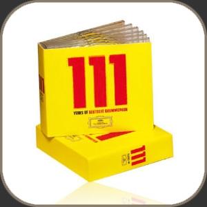 111 Years of Deutsche Grammophon 6 CD Box-Set-Edition1