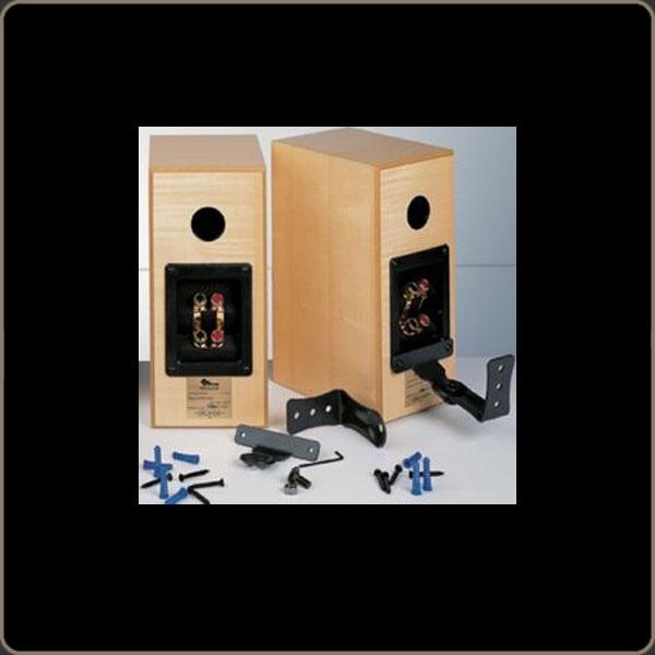 totem monitor wall brackets pro pair. Black Bedroom Furniture Sets. Home Design Ideas