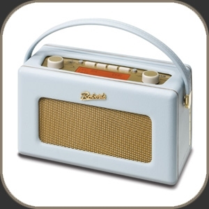 Roberts Radio Revival DAB+ - Duck Egg (Pastel Blue)