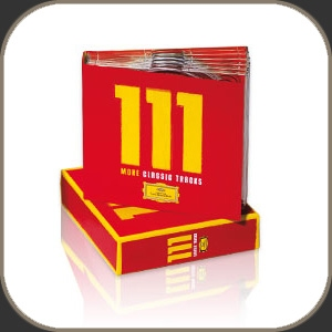 111 Years of Deutsche Grammophon 6 CD Box-Set-Edition2