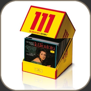 111 Years of Deutsche Grammophon 56 CD Box-Set-Edition2