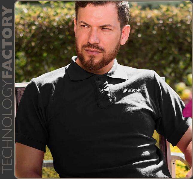 McIntosh Polo (Size=S,M,L)