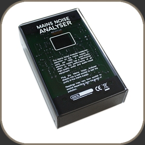 Blue Horizon Mains Noise Analyser