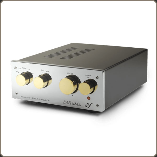 EAR 834L Deluxe - Chrome