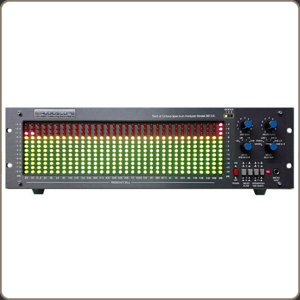 Audioscope Model 2813-E