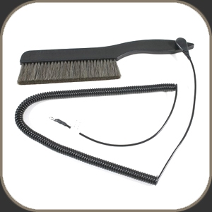 AcousTech The Big Record Brush with Grounding Cord