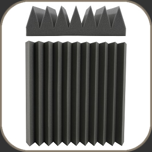 "AcousTech Foam Ruffles Square 16""/ 4"" thick"