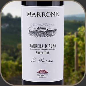 Agricola Marrone - Barbera d'Alba Superiore DOC La Pantalera