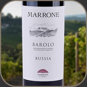 Agricola Marrone - Barolo DOCG Bussia
