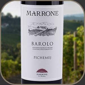 Agricola Marrone - Barolo Pichemej