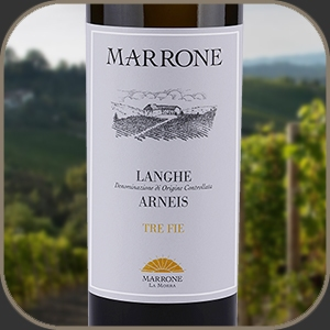 Agricola Marrone - Langhe Arneis DOC Tre Fie