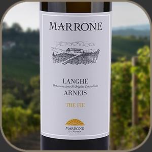 Agricola Marrone - Langhe Arneis Tre Fie