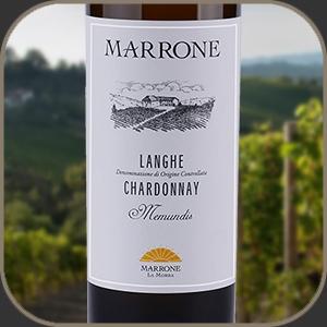 Agricola Marrone - Langhe Chardonnay DOC Memundis