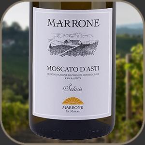 Agricola Marrone - Moscato d'Asti Solaris