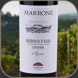 Agricola Marrone - Nebbiolo d'Alba Superiore Agrestis