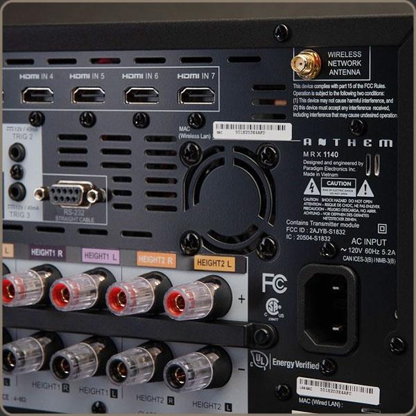 Anthem MRX-1140