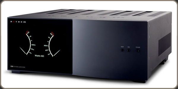 Anthem STR Power amp.