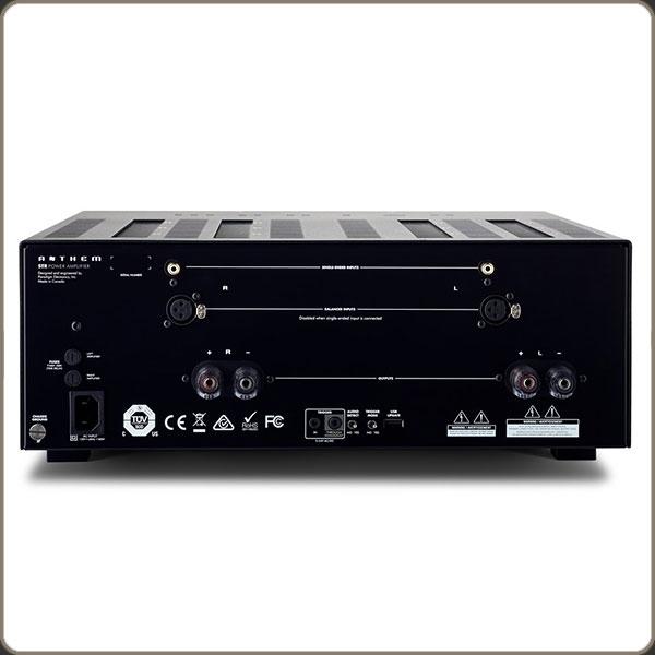 Anthem STR Power amp