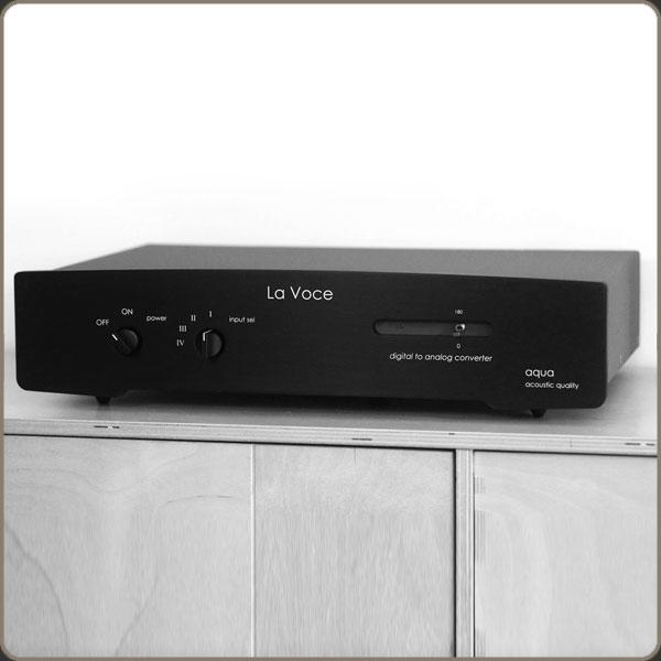 AQUA La Voce S3 Discrete DAC