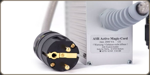 ASR Active Magic Cord