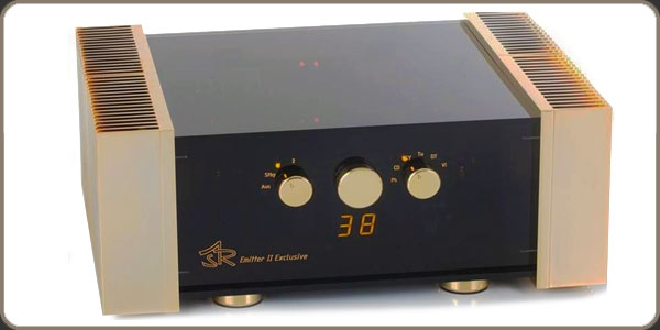 ASR Emitter II Exclusive with battery PSU