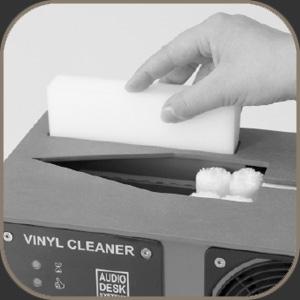 Audio Desk Systeme Vinyl Cleaner Filter