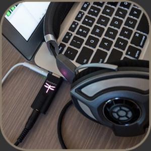 Audioquest DragonFly Black