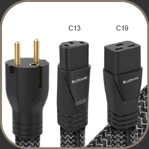 Audioquest Power Cable Wind Blizzard