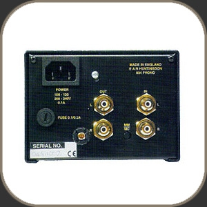 EAR 834P Signature Deluxe MM/MC Chrome