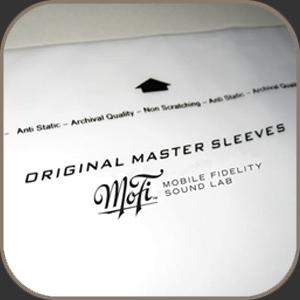 Mobile Fidelity Original Master Record Inner Sleeves