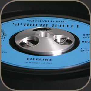 Rega 45rpm Record Adaptor