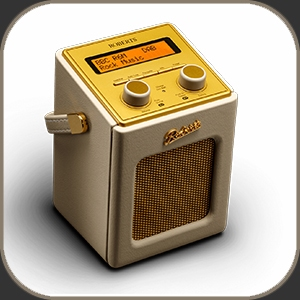 Roberts Radio Revival Mini - Pastel Cream
