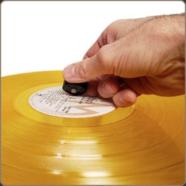 Stable 33.33 Vinyl Center Hole Reamer
