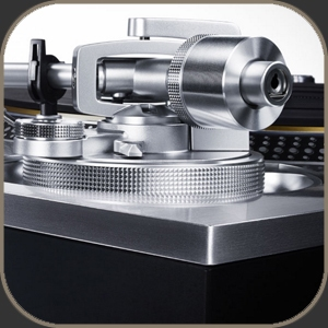 Technics SL-1200G - Silver