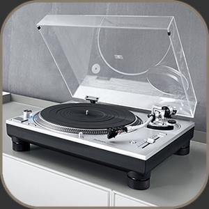 Technics SL-1200GR - Silver